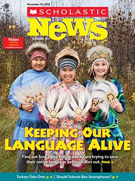 Home Scholastic News 4